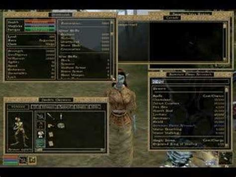 morrowind console commands easy way to finish a quest in morrowind