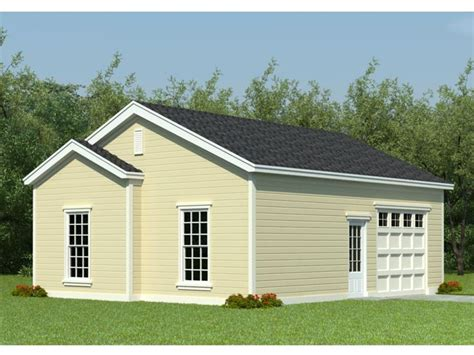 Large Garage Plans by Storage Garage Plans One Car Garage Plan With Large