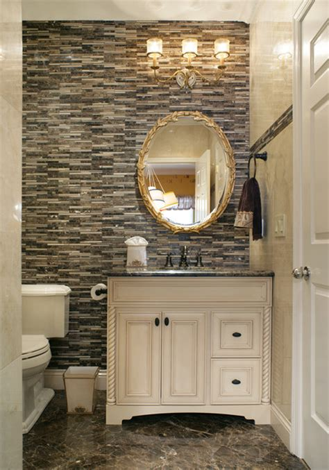 small powder room small powder room traditional powder room other