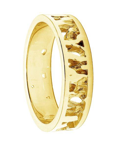 Handmade Gold Wedding Rings - unique gold silver designer uk handmade rings joseph
