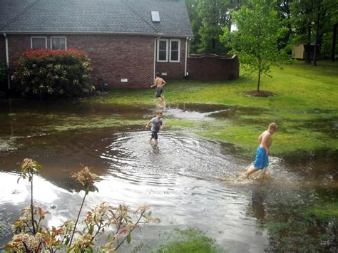 backyard flooding backyard flooding 28 images stop flooding in your