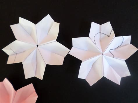 Flor De Origami - pin origami flor pictures on