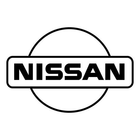 nissan black logo nissan logos download