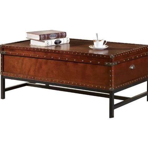 sauder edge water lift top coffee table finishes