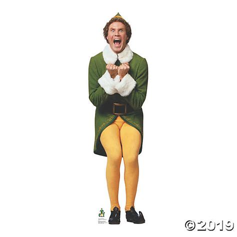 will ferrell elf elf will ferrell as excited buddy elf stand up