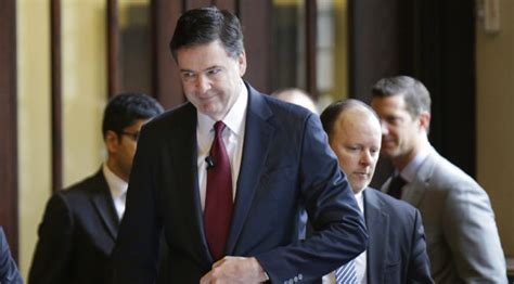 james comey gang of eight reports fbi director comey meets with intel gang of