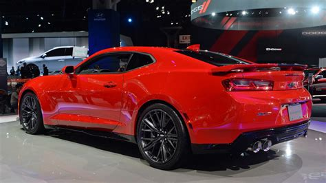 2017 chevy camaro zl1 release date price review