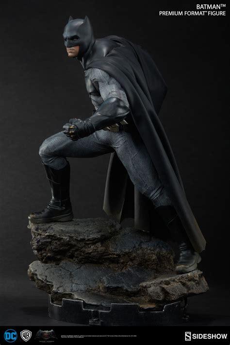 Sideshow Exclusive Bvs Premium Format Figure batman v superman of justice batman premium format