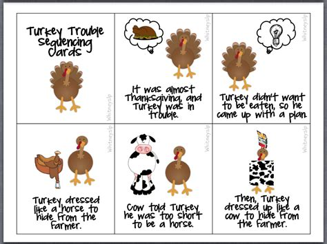 Turkey Trouble Worksheet Answers by Let S Talk With Whitneyslp Turkey Trouble For Thanksgiving