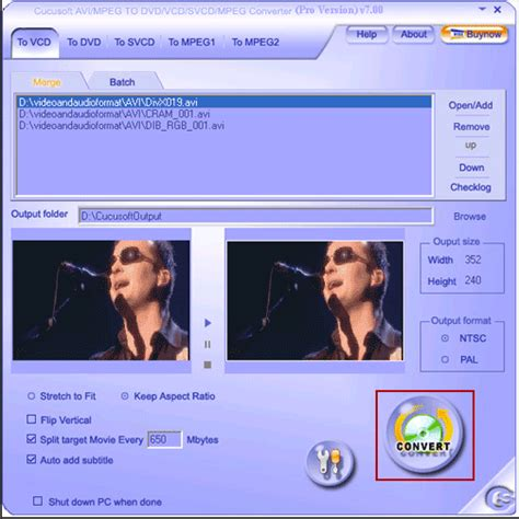 format vcd how to convert or burn avi to vcd format guide