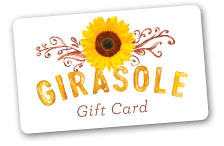 Copeland S Gift Card Balance - order girasole gift cards