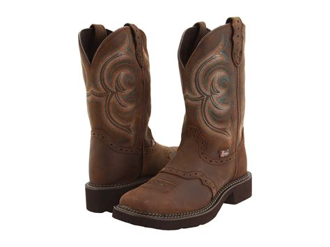 justin boots square toe justin square toe zappos free shipping