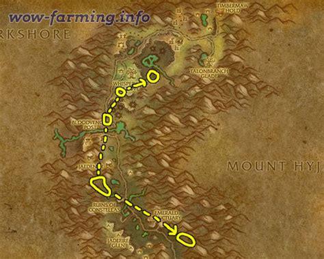 farming golden lotus farming purple lotus wow farming