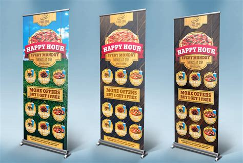 Resumes Online Examples by Professional Signage Roll Up Banners And Billboard Design