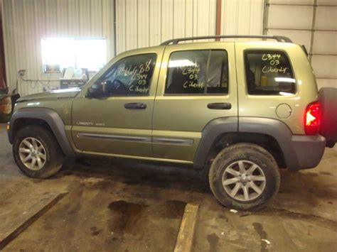 03 Jeep Liberty Mpg 03 Jeep Liberty Automatic Transmission 3 7l 4x4 45rfe