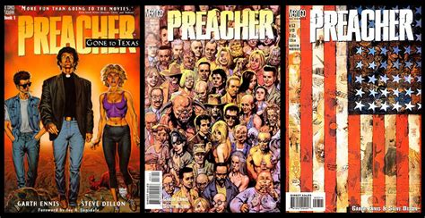 Preacher Book 2 Graphic Novel 9 11 And The Changing Politics Of Garth Ennis