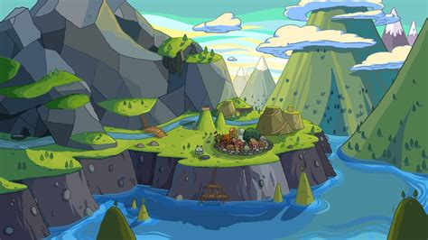 adventure time backgrounds adventure time wallpapers hd wallpaper cave
