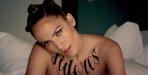jlo tattoos check out s new torso tattoos