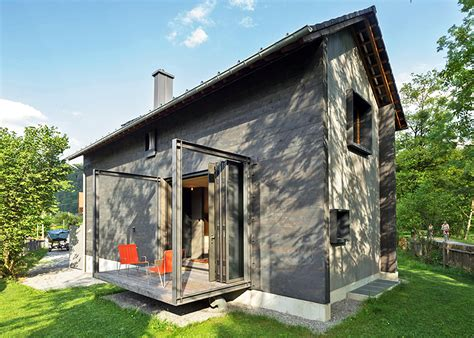French Home Design Blogs pitched roof inhabitat green design innovation