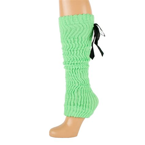 knit leg warmers crochet knitted leg warmers with bow tie