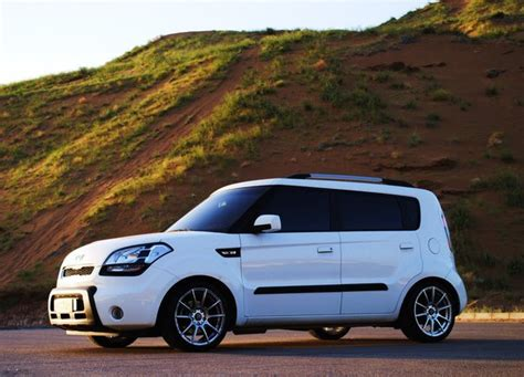 Kia Soul Stance Coilovers For A 2010 Kia Soul