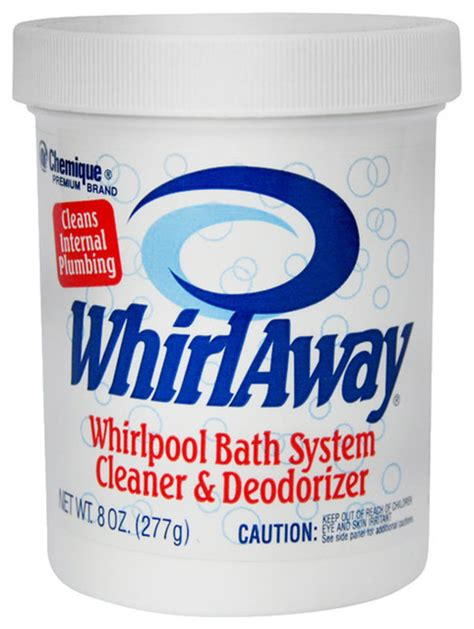 Whirlpool Bathtub Cleaner whirlaway whirlpool bath system cleaner and deodorizer