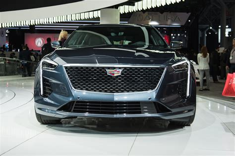 2019 Cadillac Turbo V8 by 2019 Cadillac Ct6 Refresh Live Photo Gallery Gm Authority
