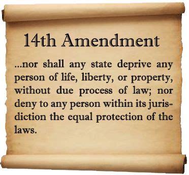 25+ best ideas about the 14th amendment on pinterest   14
