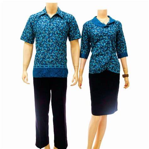 Blouse Batik Motif Toraja Biru sarimbit blouse batik motif bunga batik bagoes