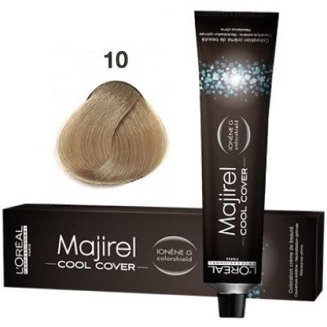 loreal majirel cool cover 10 cc 50ml 10 cool cover majirel l oreal professionnel vopsea profesionala 50 ml