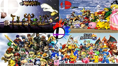 smash brios can the super smash bros series be evolved any further