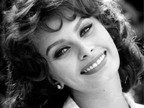 La Makeup Schools Italy S Treasures Sophia Loren Italy Magazine