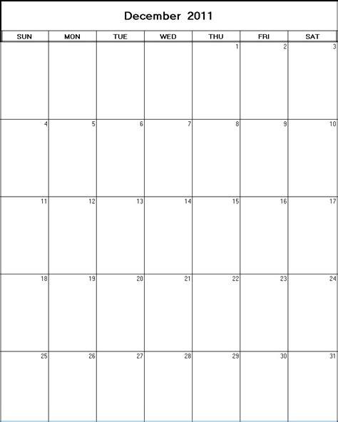 The Adorkable One December 2011 | december 2011 printable blank calendar