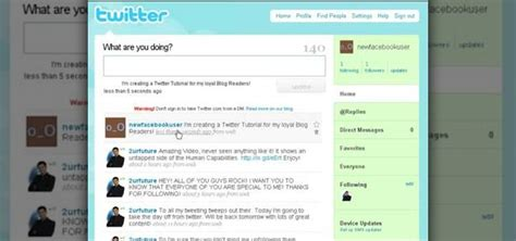 tutorial hack twitter how to get started on twitter 171 internet gadget hacks