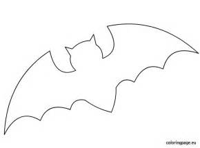 bat templates related coloring pageshalloween pumpkinhalloween pumpkin