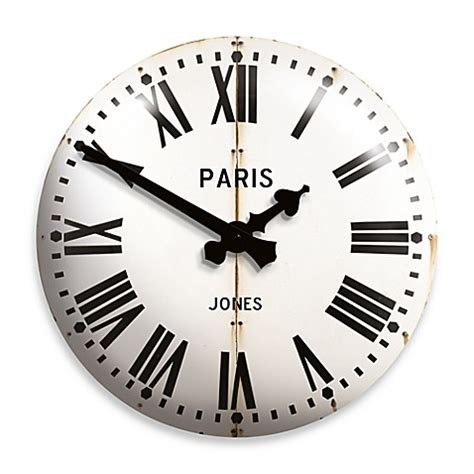 bed bath and beyond clocks buy vintage wall clocks from bed bath beyond