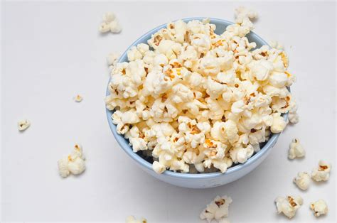 cook popcorn   pan  steps  pictures