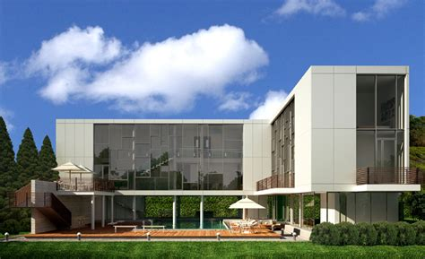 l house about zodev design architectural rendering service