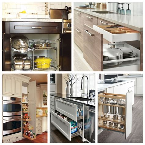 smart kitchen cabinet organization ideas godiygocom