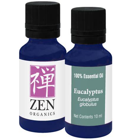 Belli To Baby Eucalyptus Essential 10 Ml zen organics 100 organic eucalyptus