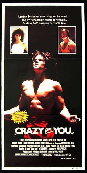 matthew modine wrestling movie vision quest aka crazy for you 1985 matthew modine