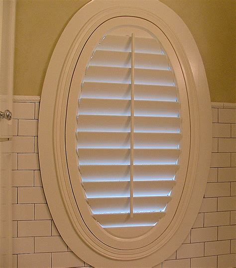 Oval Window Treatments Oval Door Blinds Images