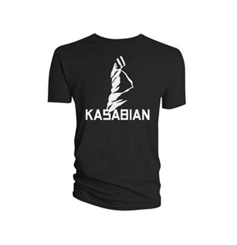 T Shirt Kasabian t shirt kasabian per soli 20 90 su merchandisingplaza italia
