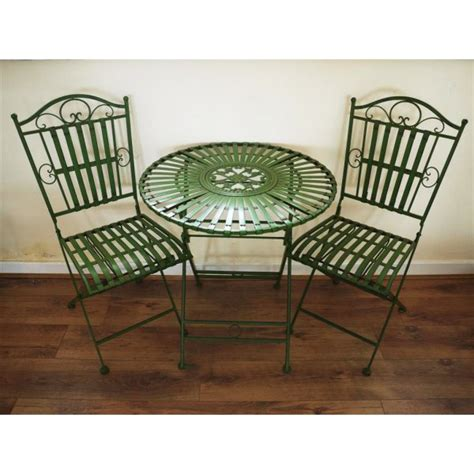 2 Seater Patio Set by Green 2 Seater Bistro Set Patio Set Swanky Interiors