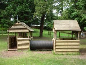 Build A Backyard Fort » Simple Home Design