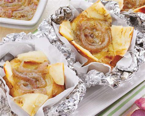 cucina al cartoccio patate saporite al cartoccio cucina