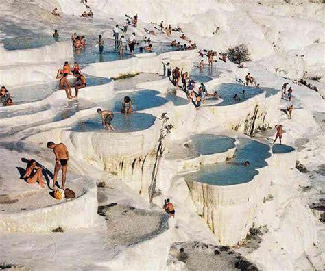pamukkale hot springs pamukkale springs turkey haryadi rusnawan