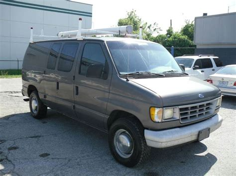 how does cars work 1992 ford econoline e350 interior lighting 1992 ford e 350 3dr econoline cargo van in kansas city mo government fleet sales