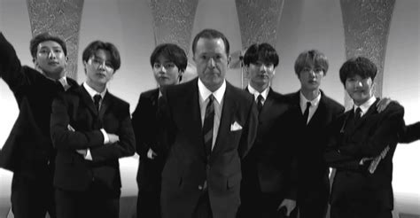 bts adorable beatles homage  colbert  fader