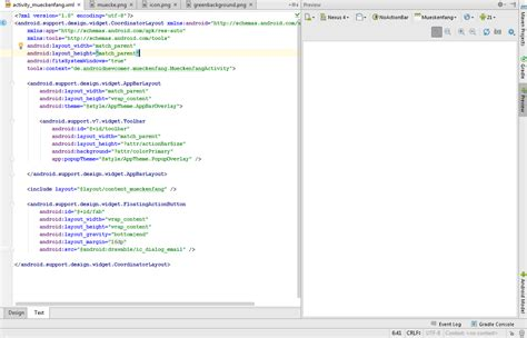 create layout without xml android xml android studio layout preview disappeared stack